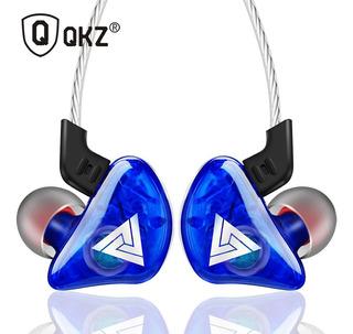 Auriculares In-ear Premium Qkz Ck5 Buenos Graves C Estuche