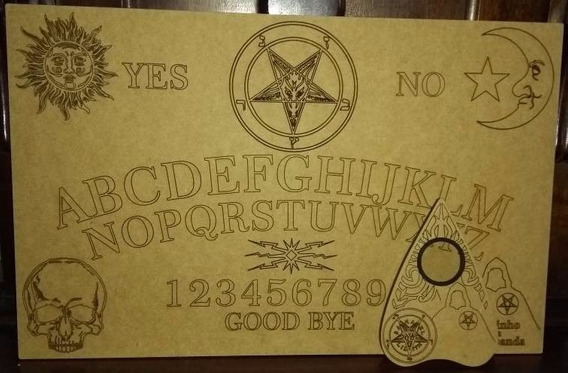Tabuleiro Luciferiano Ouija