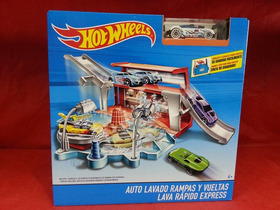 Hot Wheels -lava Rápido Express