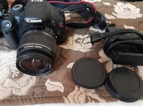 Canon T2i Usada Com Todos Os Itens Originais