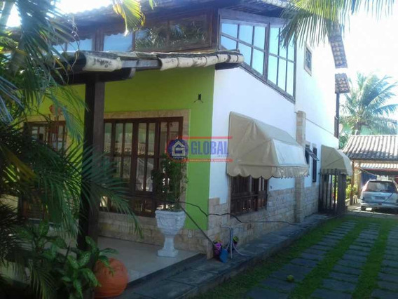 Casa Em Condomínio-à Venda-centro-maricá - Macn30086