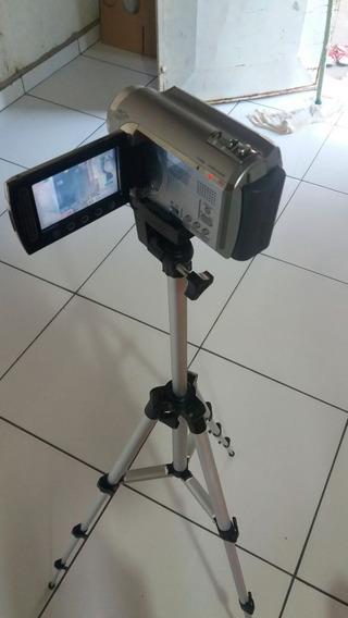 Filmadora Jvc 60 Gb Memória Interna