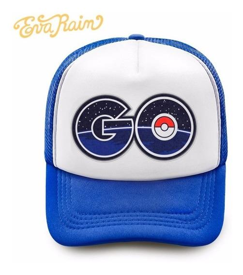 Gorras Trucker Camionera Ash Ketchum Pokémon Team Cosplay