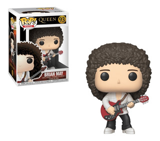 Funko Pop Queen Brian May 93 Nuevo Original En Stock
