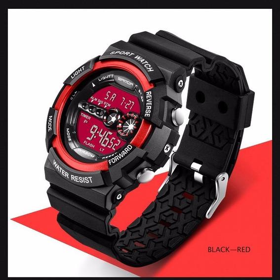 Relógio Sport Samoa Digital