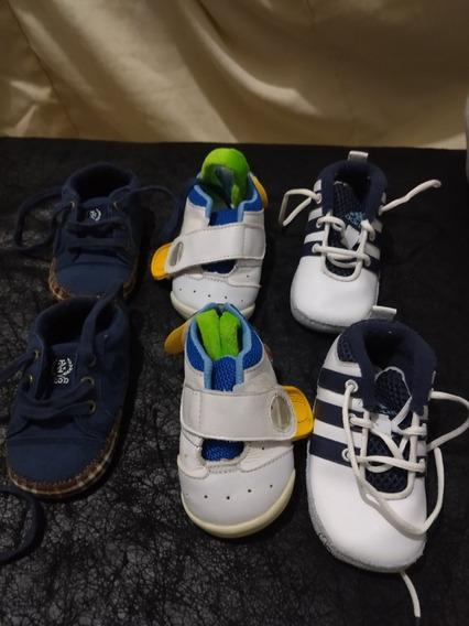 Kit Tênis adidas, Izod E Tigor