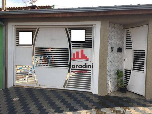 Imagem 1 de 19 de Casa Com 2 Dormitórios À Venda, 135 M² Por R$ 340.000 - Parque Nova Carioba - Americana/sp - Ca1849