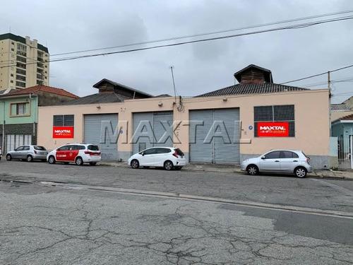 Imagem 1 de 15 de Galpão/depósito/armazém, Casa Verde- Vila Baruel Maravilhoso!! - Mi82957