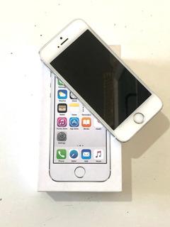 iPhone 5s Silver (prateado) 16gb