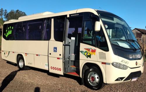 Imagem 1 de 15 de Micro Ônibus Marcopolo Sênior Seminovo Executivo Wc Mercedes