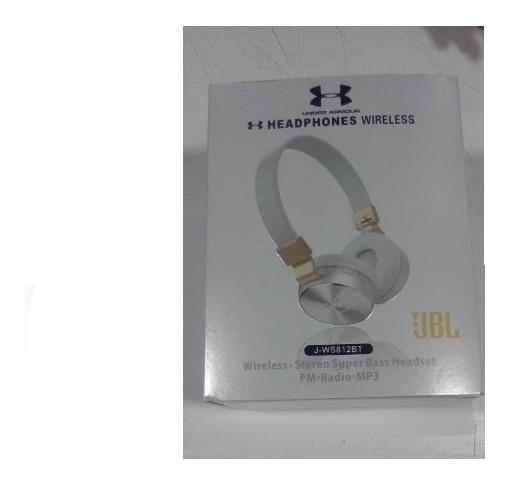 Audifonos Wireless Headphone J-ws812bt Tienda Física Chacao