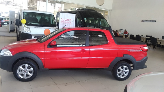 Fiat Strada Freedom Cd 1.4 Evo Flex 3p 2020 Cnpj