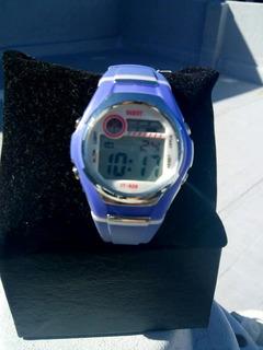 Reloj Deportivo Dakot Con Luz, Cronómetro, Alarma