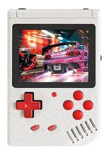 Mini Consola 8 Bits Retro 400 Juegos Salida Audio Video