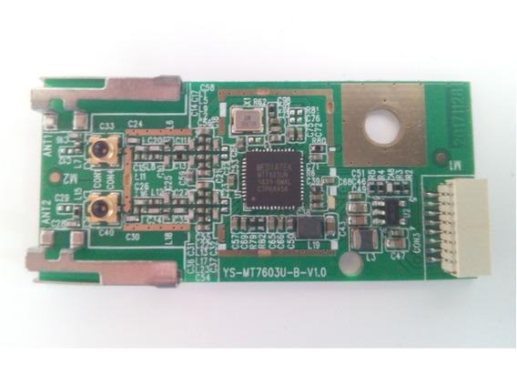 Módulo Placa Wi-fi Ys-mt7603u-b-v1.0 Philco Ptv49f68dswn