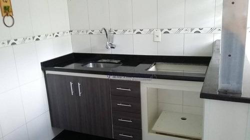 Imagem 1 de 8 de Apartamento Com 2 Dormitórios À Venda, 50 M² Por R$ 200.000,00 - Jardim Antártica - São Paulo/sp - Ap1216