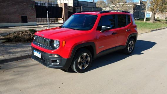 Jeep Renegade 1.8l Sport Impecable Vendo O Permuto