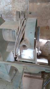 Lixadeira Invicta Desmontada Funcionando Motor 3cv