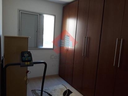 Imagem 1 de 17 de Apartamento - Ref: 02392