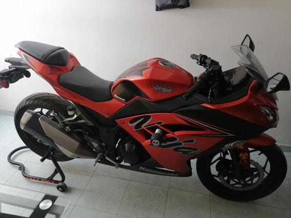 Ninja Ex250 Full Injection Mod 2017 13677 Kilometros