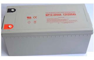 Bateria De Gel 12 Vdc 200 Ah Energia Solar