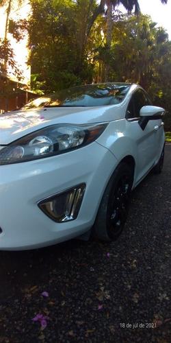 Imagem 1 de 6 de Ford Fiesta 2013 1.6 16v Se Flex 5p