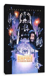 Cuadro De Star Wars Empire Strikes Back Imperio Contraataca
