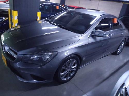 Mercedes-benz Clase Cla At Mod 2014