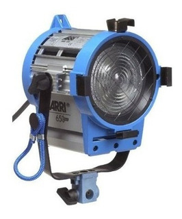 Arri 650 Watt Plus Fresnel Tungsten Light