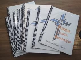 Livro De Hinos Para Igreja (para Conjuntos)- Grátis Cd
