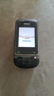 Nokia C2 05 Usado Câmera Mp3 Bateria Boa