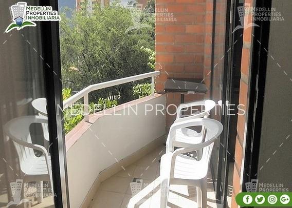 Arrendamientos De Apartamentos Baratos En Medellín Cód: 4301