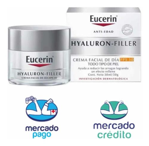 Imagen 1 de 1 de Hyaluron Filler Crema De Día Para Piel Seca Eucerin