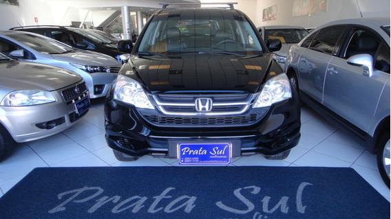 Honda Cr-v Lx 2.0 Aut 2011 Completa, Couro, Pneus Novos,nova