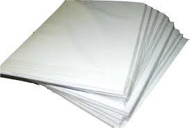 Papel Transfer Sublimático A4- Pacote Com 100 Folhas