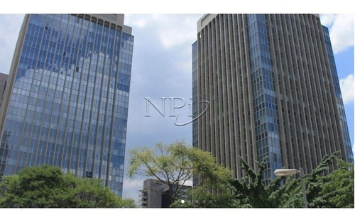 Centro Empresarial Mario Garnero - Lajes Para Locacao Em  Pinheiros | Npi Imoveis - L-1295