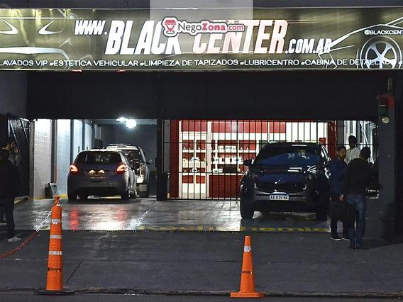 Fondo De Comercio - Lavadero De Autos Con Lubricentro, Bar Y Taller - Colegiales