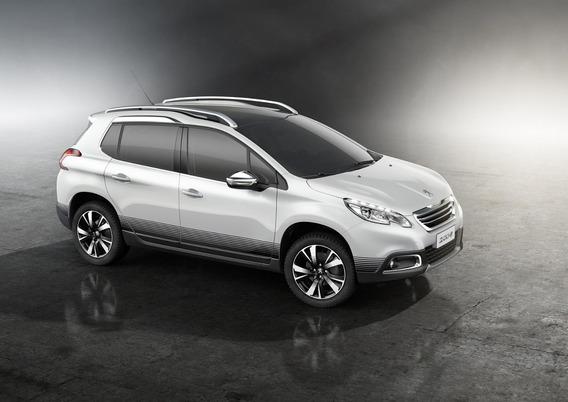 Peugeot 2008 1.6 16v Flex Crossway 4p Automático