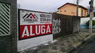 Terreno Residencial Para Locação, Cidade Edson, Suzano. - Te0020
