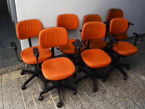 Cadeira Escritório Giroflex Usada