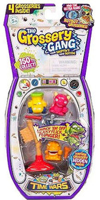 The Grossery Gang 4 Grosseries Time Wars Temporada 5