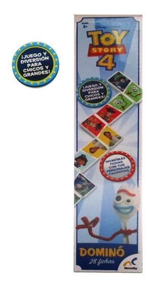 D-2249 Domino Mediano Toy Story 4 En Caja