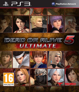 Dead Or Alive 5 Ultimate Ps3 Digital Gcp