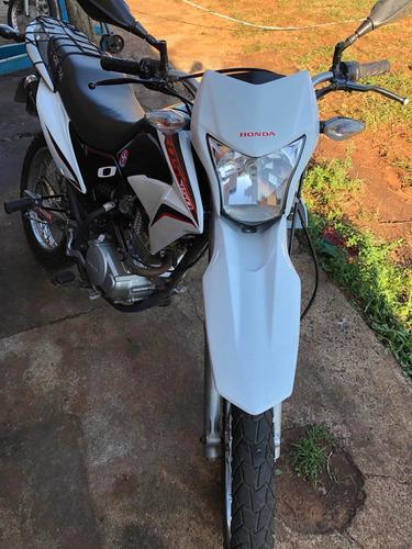 Honda Nxr Bros 150 És