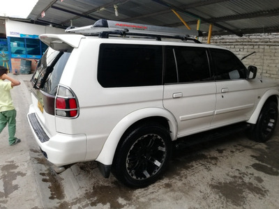 Mitsubishi Nativa Gsl