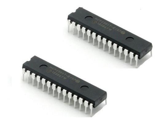 Mcp 23017 Mcp-23017 Mcp23017 Arduino Raspberry
