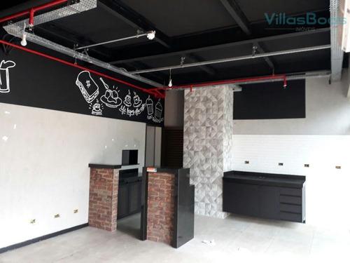 Imagem 1 de 29 de Loja À Venda, 89 M² Por R$ 1.500.000,00 - Jardim Aquarius - São José Dos Campos/sp - Lo0013
