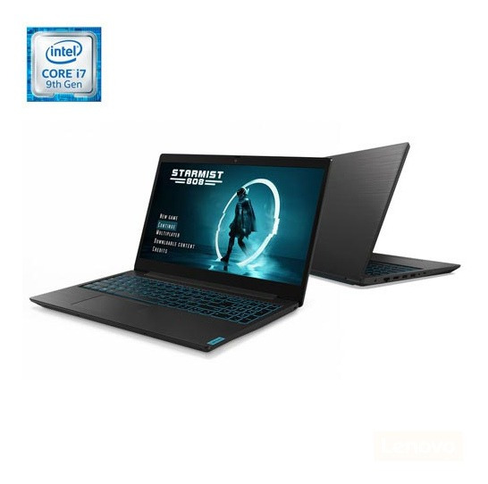 Notebook Lenovo I7-9750h 8gb 1tb 15,6 L340 - 81tr0001br