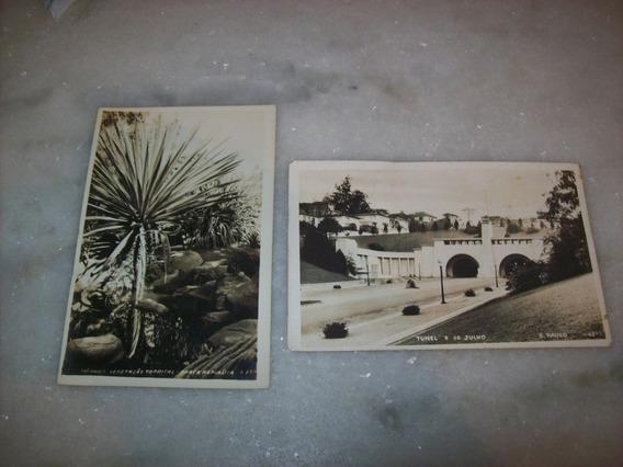 Cartão Postal - São Paulo - Antigo - 1942