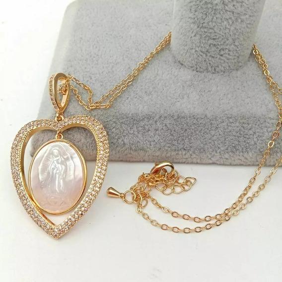 Collar De La Virgen María